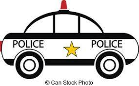 police car clipart black and white. Modren White Police Car Stock Illustrations Intended Car Clipart Black And White I