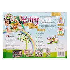 fairy nature garden moose toys