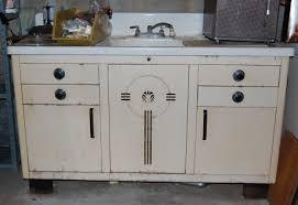 vintage kitchen sink cabinet home design ideas