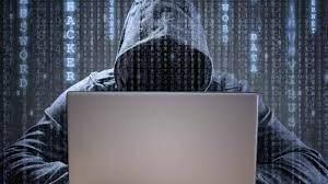 Cybersecurity Hacker With Laptop UHD 4K ...