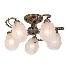 Потолочная <b>люстра Silver Light</b> Brazil <b>506.53.5</b> - купить за 4555 ...