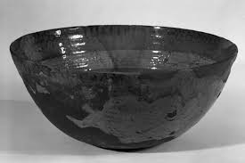 Black white dick punch bowl