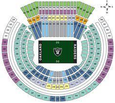11 Best Oakland Raiders Stadium Images Oakland Raiders