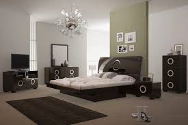 Modern Bedroom Sets Sale Cool Modern Wenge Monte Carlo 5pc Bedroom