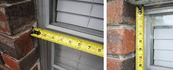 how to measure for window replacement