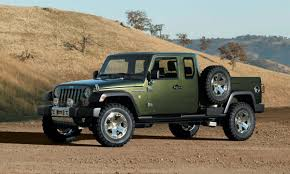 Unwrapping the Jeep Wrangler Pickup Truck | News Ledge