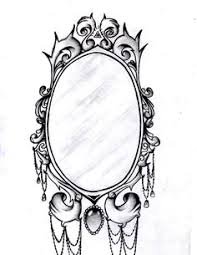 Antique mirror frame tattoo Victorian Girl Deviantart More Like Vintage Mirror Frame Tattoo On Me By Aimstar Pinterest 105 Best Frame Tattoos Images Tattoo Ideas Ink Frame Tattoos