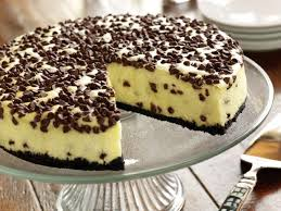 eagle brand chocolate chip cheesecake