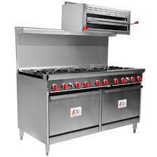 Salamander Kitchen Appliance Cooking Performance Group 331612 Salamander Range Mounting Kit