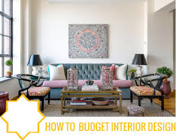 Affordable Interior Design Ideas Fair Interior Interior Design On A Budget  Designing For Your First Home And Budget It39s Easier Than You