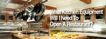 Restaurant Kitchen Equipment Supplies What kitchen equipment will