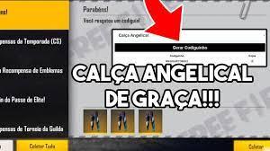 🔥 GERADOR DE CODIGUIN DA CALÇA ANGELICAL 2021!! FUNCIONANDO!! - YouTube