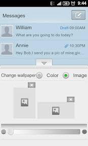 go sms pro text message attachment