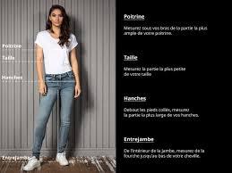 Guide Des Grandeurs Femme En Hangar 29