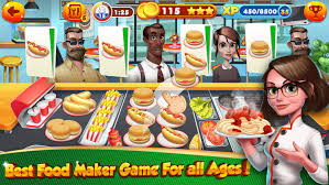 fast food maker cooking games fast food kitchen top burger chef by lapusanu patriciu