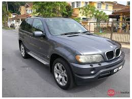2002 BMW X5 for sale in Malaysia for RM35,000 | MyMotor