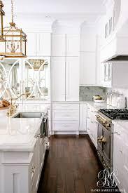 Elegant Kitchen dark to light kitchen before and after elegant white kitchen 1925 by xevi.us