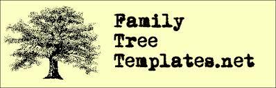 Family Tree Chart Freeware Family Tree Templates