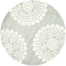good circle area rugs or collection handmade grey and ivory wool round area rug 7 feet new circle area rugs