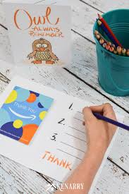 with this free printable thank you note for teacher appreciation your child can write 3