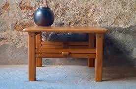 danish scandinavian square coffee table