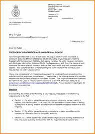 Format Of Official Letter Demi Official Letter Example Formal Letter Example New Pdf Gallery
