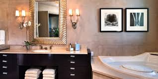 Modern Bathroom Colors Brown Color Shades Chic Bathroom Interior Modern Bathroom Colors