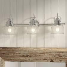 bathroom lighting pictures. Gotha 3-Light Vanity Light Bathroom Lighting Pictures D