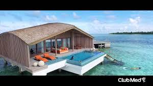 Club Med Hong Kong - Finolhu Villas Honeymoon Holiday