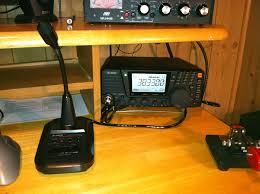 alinco dx sr8t w ems 14 desk mic sold