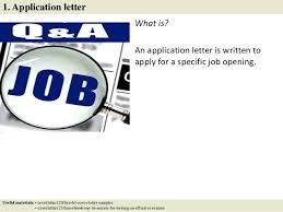 Customer Service Engineer Cover Letter 2 1 Application Letter