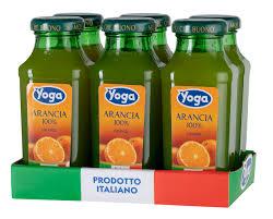 НАБОР Йога <b>Апельсин</b> 6 х 200мл — купить в интернет-магазине ...