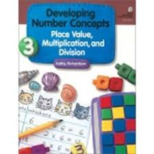 developing number concepts place value multi t