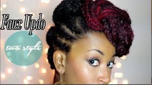 Natural Formal Hairstyles 5 Protective Styles For Natural Hair Travelistas
