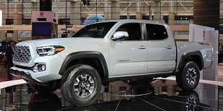 5 things to know about 2020 toyota tacoma