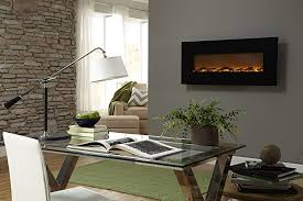 touchstone onyx 50 inch electric wall mounted fireplace review