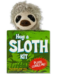gift ideas gift ideas for all occasions david jones hug a sloth kit