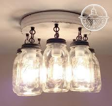 ball jar lighting. Enamelware White Mason Jar Ceiling Light Ball Lighting E