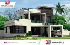 contemporary style ultra modern home design kerala 3d hub 3d inexpensive contemporary modern home design
