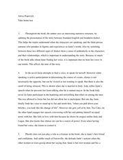 easy a essay alexapopovich easyaessay themovieeasya  3 pages