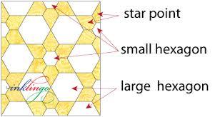 Inklingo Star Points in Electric Quilt 02 – All About Inklingo Blog & Inklingo Texas Star Variation Adamdwight.com