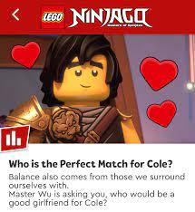 cole bucket ninjago | Explore Tumblr Posts and Blogs