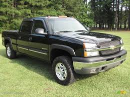 Silverado 2003 chevrolet silverado : 2003 Chevrolet Silverado 1500HD Specs and Photos | StrongAuto