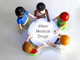 Non-<b>medical use</b> of prescription drugs #NonMedicalDrugs