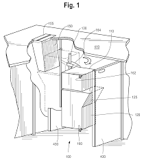 How Does A Trash Compactor Work Patent Us8707864 Integrated Vehicle Galley Trash Compactor