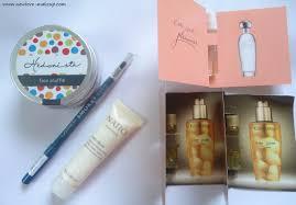 june my envy box review subscription bo india beauty bo india