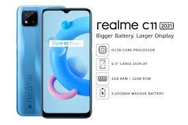 Realme C11 2021 32GB - The Tomorrow ...