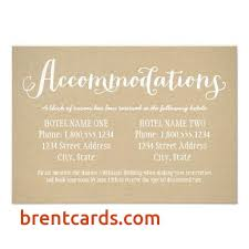wedding accommodations template wedding hotel information card template 25 best ideas about ac