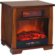 heat wave infrared quartz heater with flame effect