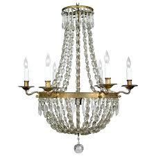 one other image of french crystal chandelier french crystal chandelier french empire crystal chandelier assembly instructions
